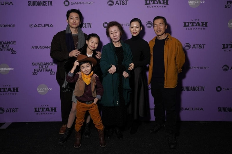 'Minari', starring Han Yeri to win the Grand Jury Prize and the Audience Award at the Sundance Film Festival
